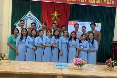 Hội nghị cán bộ công chức, viên chức trường THCS Măng Đen  năm học 2020-2021