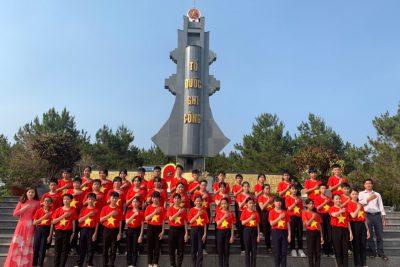 Từ hào Việt Nam – Tự hào học sinh Trường THCS Măng Đen